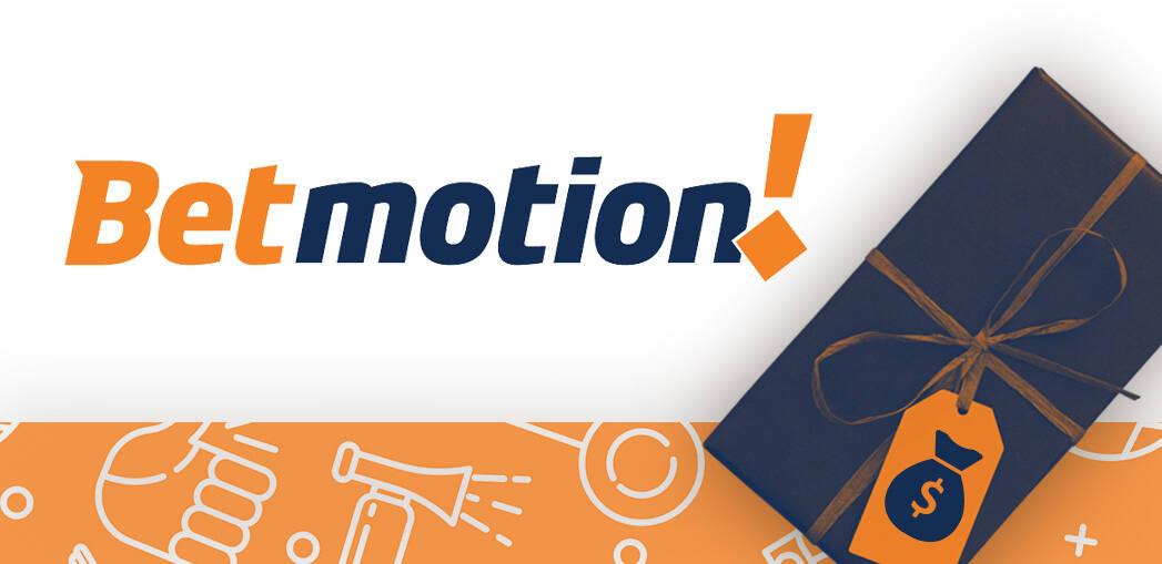 Bônus Betmotion - Banner