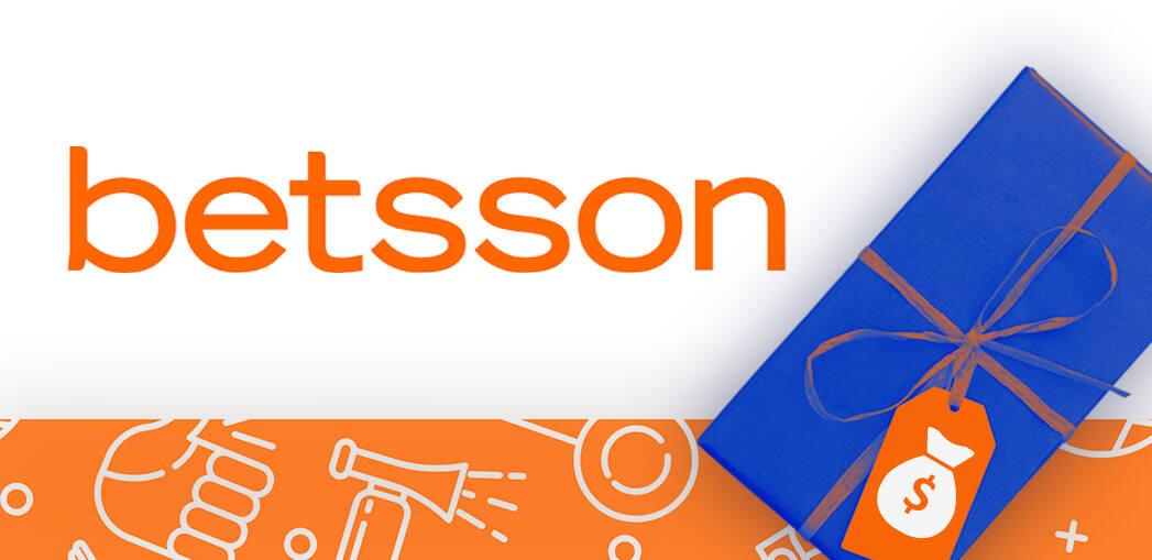 Bônus de boas vindas Betsson - Capa