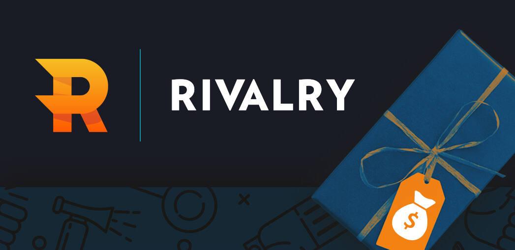 Bônus de boas vindas Rivalry - capa