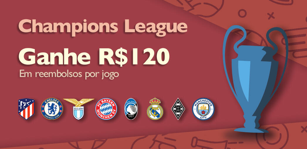 Capa - Bônus Champions League 20/21