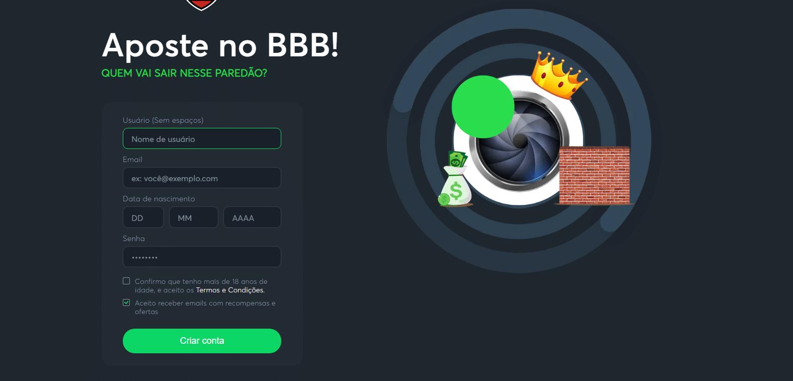 Enquete BBB - Captura de tela 1