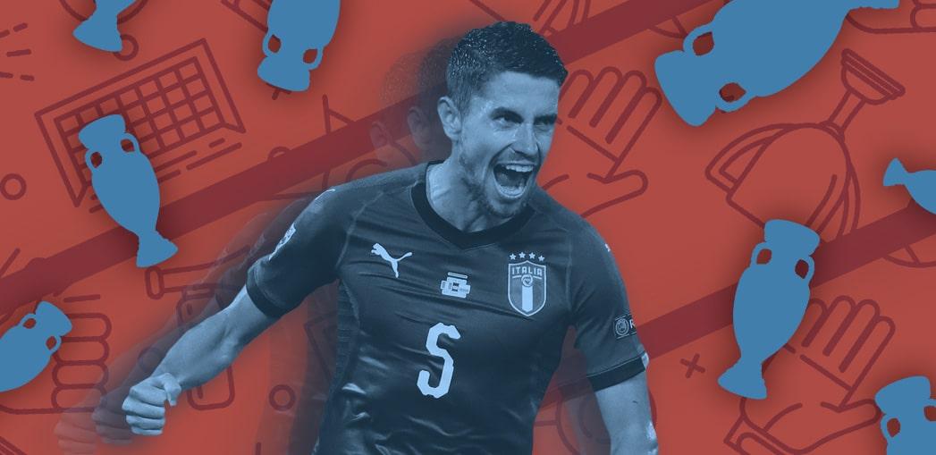 A Itália estará na final da eurocopa 2020