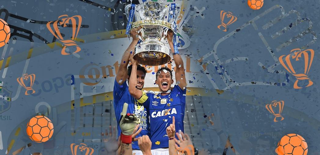 copa do brasil campeões