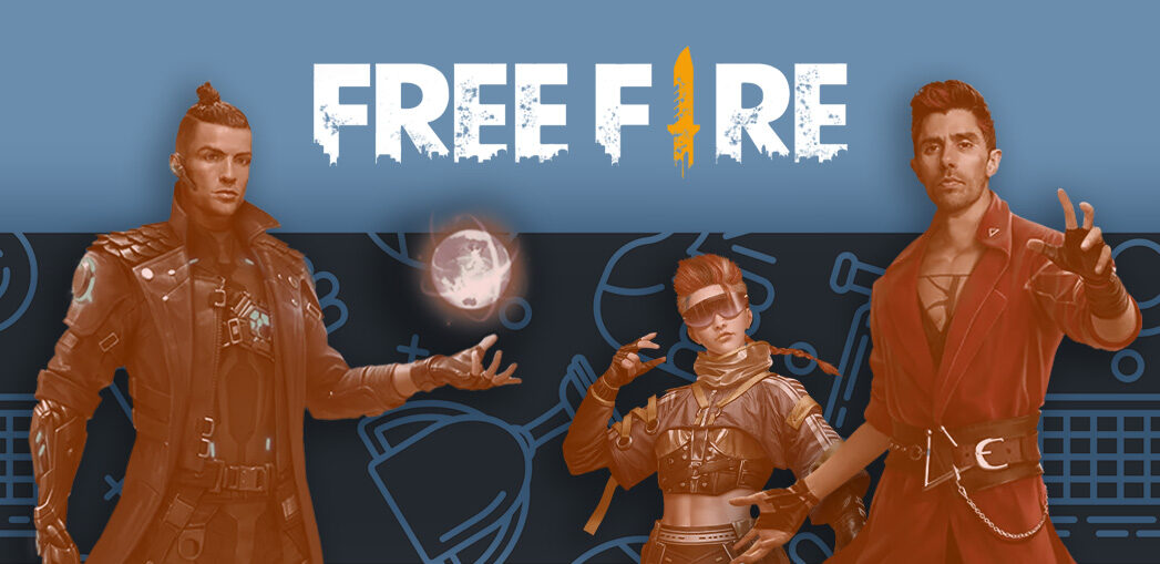 Já faz apostas em free fire?