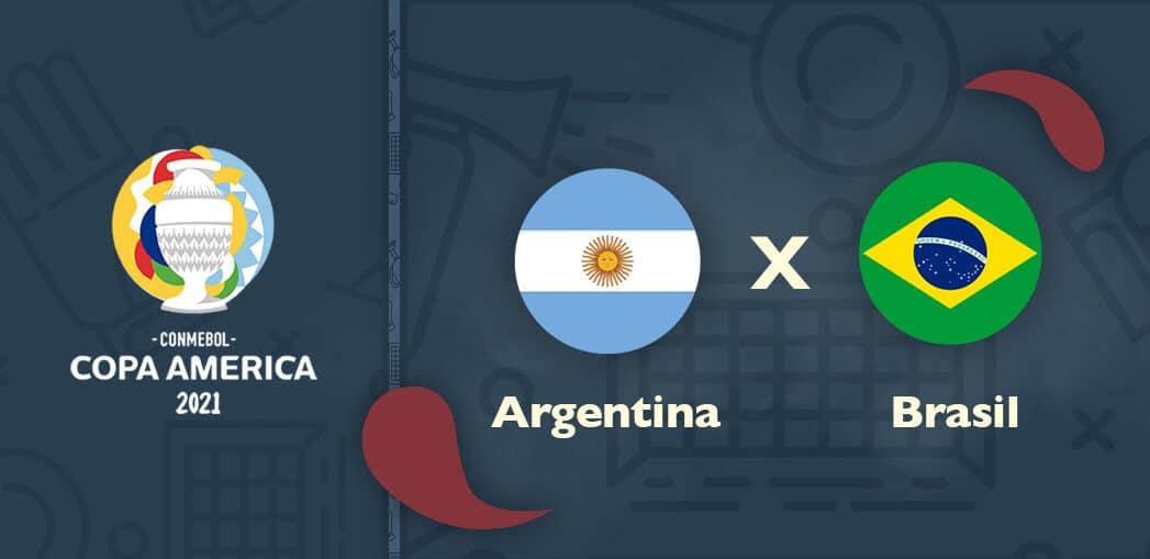 Quem vencerá a final da copa américa?