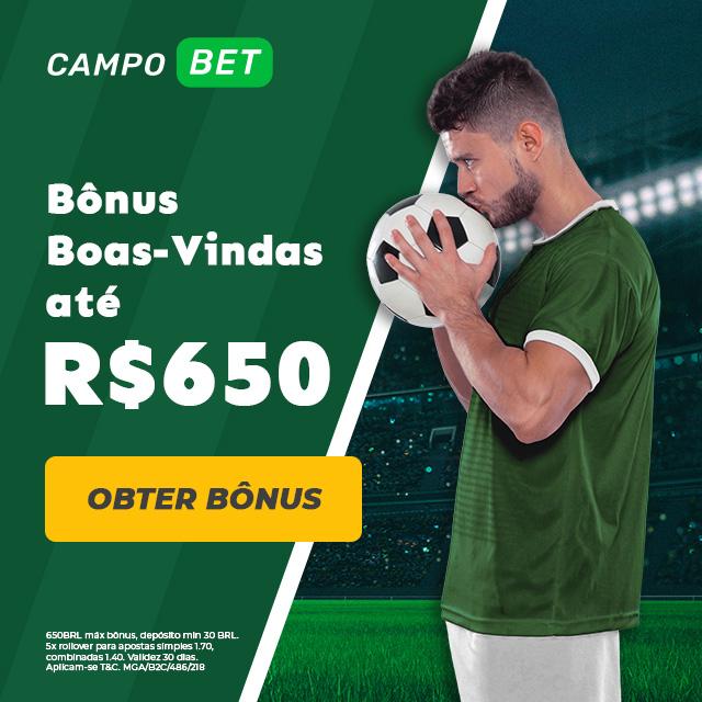 Bônus Boas-Vindas