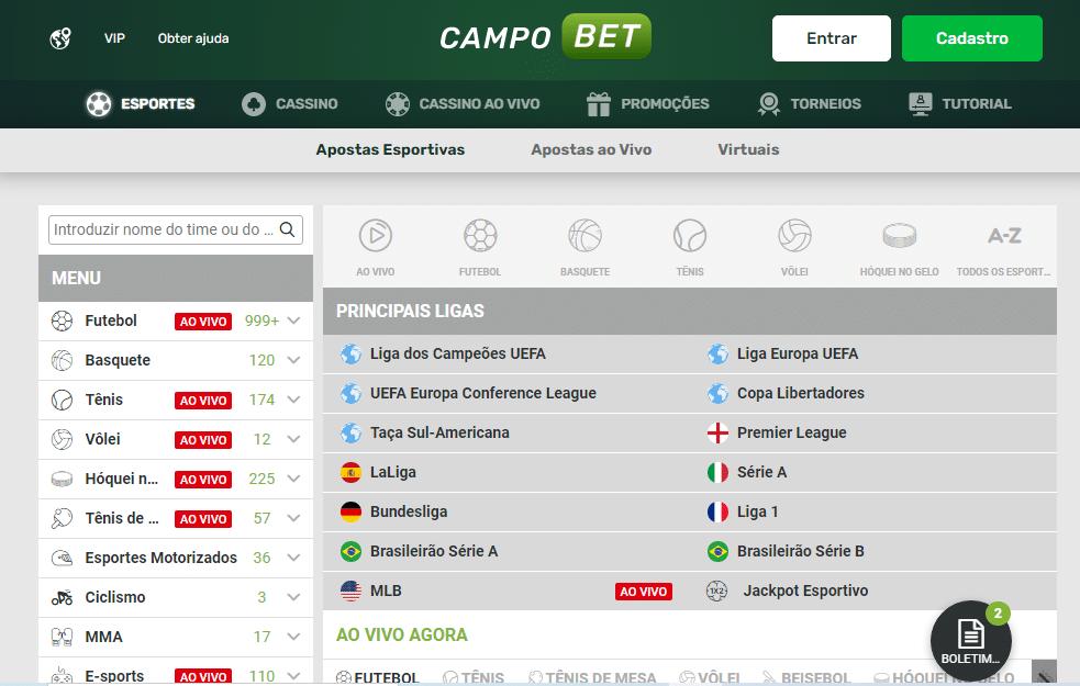 Campobet - vale a pena apostar nessa casa de apostas?